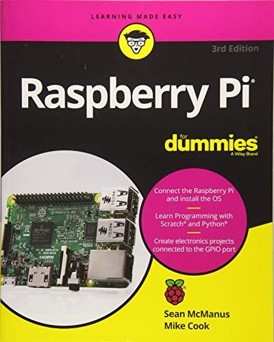 Raspberry Pi For Dummies por Sean McManus