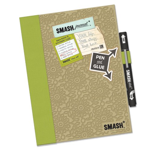 Smash Book Eco Green Folio