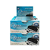 Quest Nutrition Protein Bar, Cookies and Cream 12 bars, (2 Pack, 25.44 oz each)