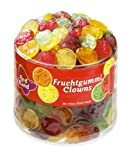 Red Band Fruchtgummi Clowns, Dose, 6er Pack (6 x 300 St. Dose)