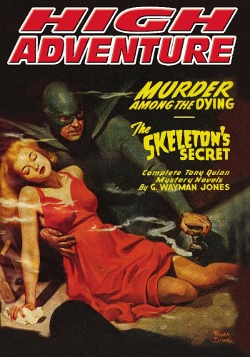 High Adventure #112: The Black Bat: Murder Among The Dying