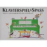 Klavierspiel & Spaß / Band 1: Für Kinder, Eltern und Großeltern: inkl. Tastenschablone (passend für alle Klaviere…