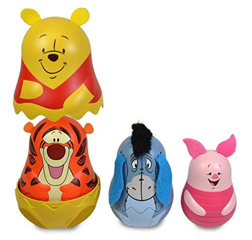 Winnie the Pooh - Figuras escondidas (TOMY T72229)