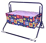 Best Cradles - Mothertouch Wonder Cradle (Navy Blue), Assorted print Review