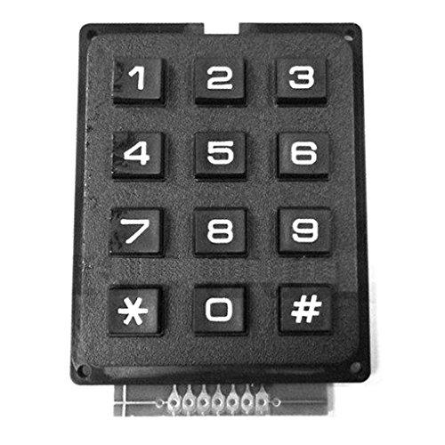 1PC Pequeño solo chip microordenador Matrix Matriz