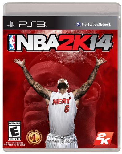 NBA 2k14 Video-games Nba 2k14