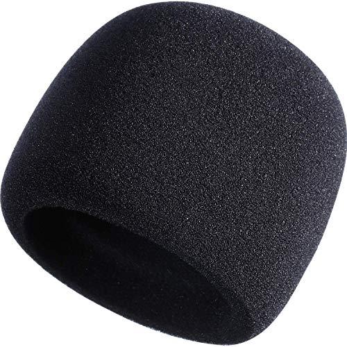 Cubierta de Espuma de Micrófono Parabrisas para Blue Yeti, Yeti Pro Condenser Micrófono