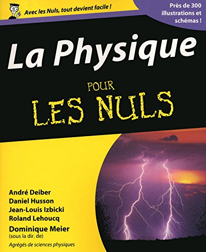 La Physique pour les Nuls