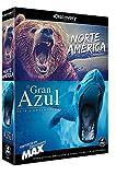 Discovery Channel - Norte América y El Gran Azul [DVD]