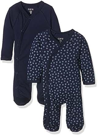 care pyjama b b gar on lot de 2. Black Bedroom Furniture Sets. Home Design Ideas
