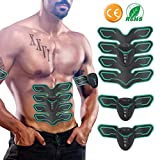 Best Body Toners - ANLAN Ems Muscle Stimulator, Abs Trainer Abdominal Muscle Review