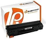 Bubprint Toner kompatibel für HP CB435A HP35A 35 A 35A für LaserJet P 1005 P1005 1006 P1006 1007 P1007 1008 P1008 1009 P1009 Schwarz