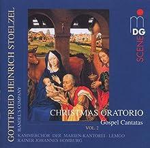 Christmas Oratorio Vol 2