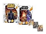 Ravensburger tiptoi  Bücher Set - Star Wars  Buch Episode I-VI und Episode 7 - Das Erwachen der Macht + Star Wars Sticker
