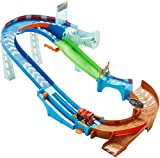 Fisher-Price Nickelodeon Blaze and the Monster Machines Flip & Race Speedway by Fisher-Price