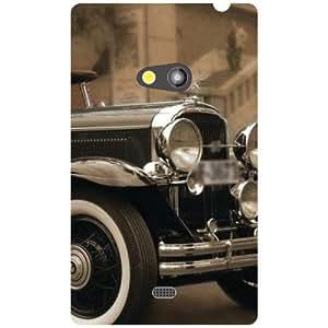 Nokia Lumia 625 Back Cover - Awesome Designer Cases