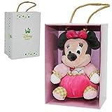 Simba Minnie Maus - Disney Baby Plüsch Figur 15cm Mouse im Geschenkkarton