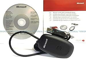 Wireless Gaming game Receiver Empfänger PC controller für XBOX 360 PC