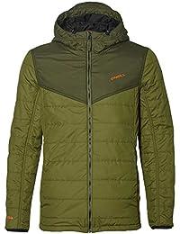 ONeill 8P0120 Chaqueta, Hombre, marrón (Winter Moss), ...