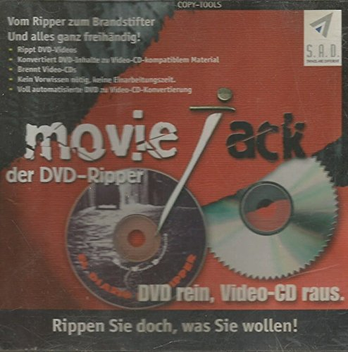 Movie Jack. der DVD-Ripper (Dvd-ripper-software)