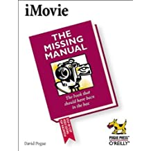 iMovie: The Missing Manual by David Pogue (2000-05-11)