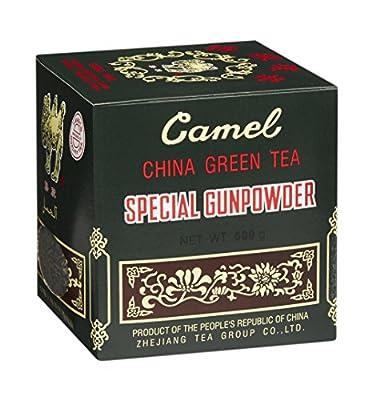 Chameau Thé Vert Chine Spécial Gunpowder 500 g - Lot de 3