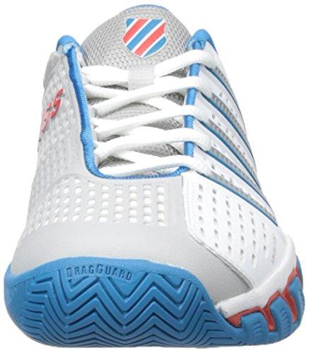 Tennis Le K Per swiss Blu Scarpe Da Bianco Bigshot Uomo Bianco ERtwqEOr7W