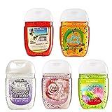 #10: Bath & Body Works Pocket Bac Hand Sanitizer Gel 5 Pc
