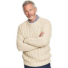 24e33496e5ceab Suchergebnis auf Amazon.de für: Herren Pullover mit Zopfmuster