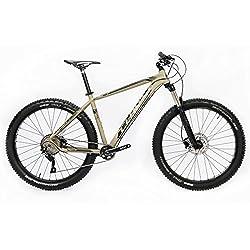 Bicicleta de montaña MTB 27.5 PLUS Cloot Aitana 2.8 1x11 Shimano SLX, Rock Shox Recon, Frenos hidraulicos Shimano M396, bici 27,5+ Alexrim Novatec