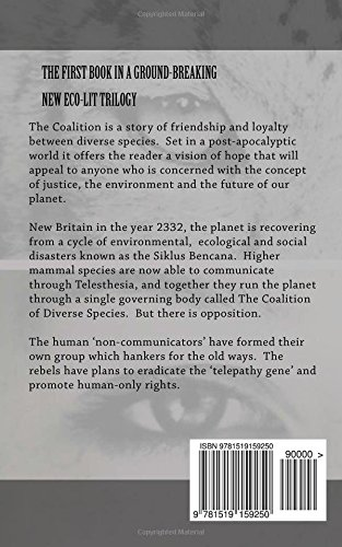 The Coalition: Volume 1 (The Coalition of Diverse Species)