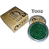 Personal/Professional Metallic Colorful Dark Green Glitter Shimmer For Eyes