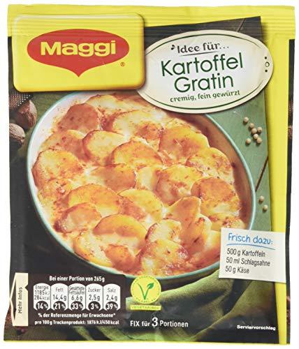 Maggi fix und frisch für Kartoffelgratin 32er Pack (32x42g)