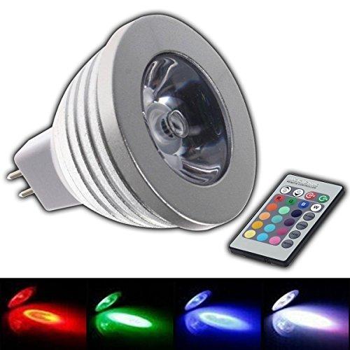 MR16 RGB 4W LED von PB-Versand