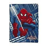 Cartoon Plaid polaire 110x140cm motif Spiderman