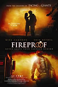 Fireproof Affiche du film Poster Movie Ignifuger (27 x 40 In - 69cm x 102cm) Style A