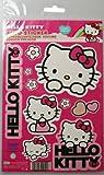 Hello Kitty Kaufmann Neuheiten HKKFZ101 Aufkleber Set