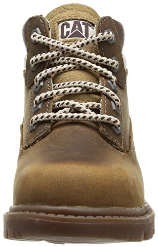 Caterpillar Colorado Plus Unisex - Kinder Stiefel Beige (Dark Beige)