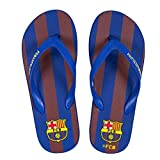 Tongs FC Barcelone Fan Licence Officielle Bleu - Grenat