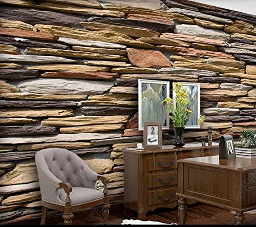 Fototapete 3D Natural stone texture wallpaper 366X254CM