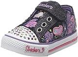 Skechers Shuffles Brite Wing, Girls Baby Walking Shoes