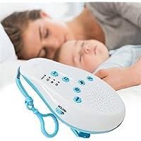 househome Dispositivo de sonido Baby Sleep, 8 Máquina de ruido blanco con función de grabación de voz para Sleeping ruido de Premium Cancelación de dispositivo portátil