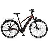 Winora E-Bike Sinus i10 Damen 500Wh 28'' 10-G SLX 18 Winora BPI Piedmont red 48