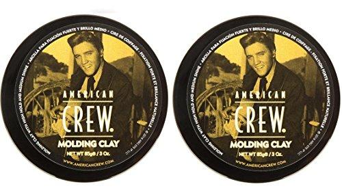 2er Set: American Crew Molding Clay Stylingwachs 85 gr.