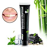 Aktivkohle Zahnpasta,Whitening Toothpaste,YEFIDER...
