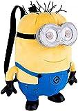 Minions Rucksack Dave - Pluschrucksack - Ich einfach unverbesserlich 2 - Minion Grose Ca 40 cm