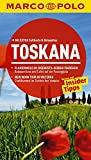 MARCO POLO Reiseführer Toskana: Reisen mit Insider-Tipps. Mit EXTRA Faltkarte & Reiseatlas - Christiane Büld Campetti