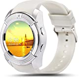 KRAZZY Whitetooth Smartwatch with Camera and Sim Card Support Activity Trackers and Fitness