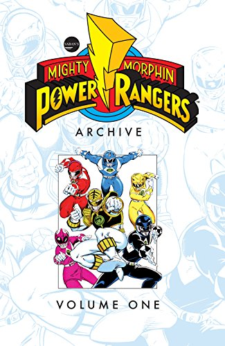 Mighty Morphin Power Rangers Archive Vol. 1 (English Edition)