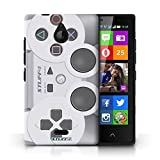 Stuff4 Hülle / Case für Nokia X2 Dual Sim / Playstation PS1 Muster / Spielkonsolen Kollektion
